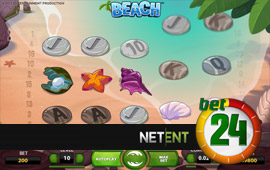 New Net Ent Beach Slot Released