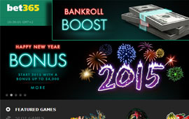 Slots Club Comp Points Promotion at bet365