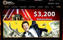 Great Festive Season Promos at Casino.com
