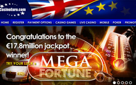 Net Entertainment Celebrates Biggest Progressive Slot Win