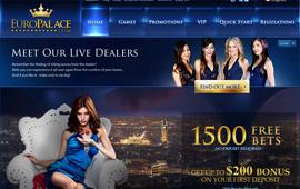 free bet online casino