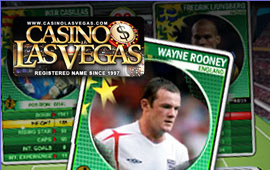 Casino Las Vegas has released two new soccer themed slot games