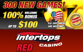 Intertops Red is giving away tens of thousands of money in a great promotion