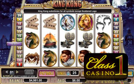 Kong promotion running at Class 1 Casino