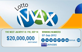 Win $20 Million in This Weekend's Lottery Draw