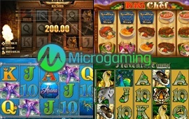 Ariana Slot Available on All Microgaming Platforms