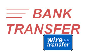 Wire transfer / Bank transfer Back to Article